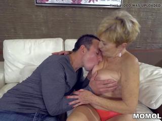 bbw, granny, european